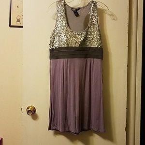 PROM!!! Super cool glitter dress or tunic